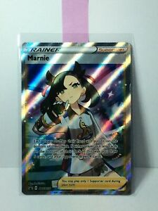 Marnie Premium Tournament Collection Promo Card SWSH121 (DAMAGE) Dings See Photo