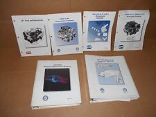 GM Technician Training Manuals Powertrain LS LT1 GenIII F Car Corvette Fuel LOOK