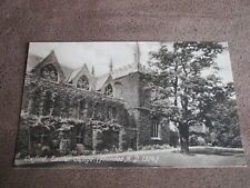 Frith postcard - Exeter College - Oxford