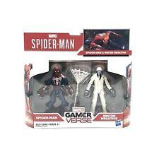Marvel Spider-man Gamerverse Spiderman VS Mister Negative Hasbro Legends