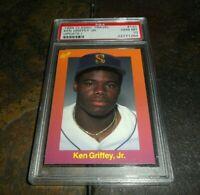 1989 Classic Travel Update I #131 Ken Griffey Jr.Rookie Card RC GEM MINT PSA 10