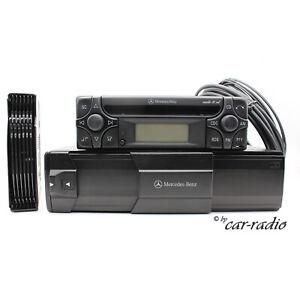 Original Mercedes Audio 10 CD MF2199 Alpine Becker Autoradio mit CD-Wechsler Set