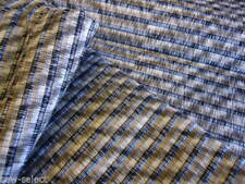 Striped 100% Cotton Upholstery Craft Fabrics