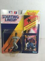 Ken Griffey Jr - 1992 Kenner Starting Lineup - Seattle Mariners MLB