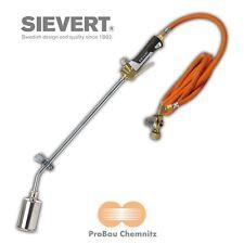 Sievert Aufschweißbrenner Set 10m PRO 88 HBS 3460 60/850mm 114KW  Brenner Propan