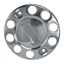 """4 x 10 stud closed nut rings stainless steel for 22.5"""" wheels"""