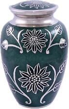 Brass Cremation Caskets & Urns