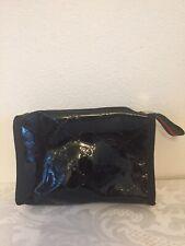 630fec8da2e8 Gucci Guilty Parfums Black Case Pouch Make Up Bag Trousse Toiletry Dopp Kit