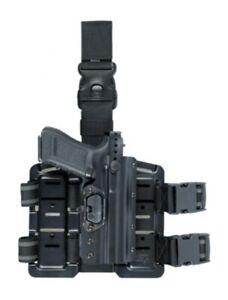 DASTA® Czech Police Heavy Duty CZ P-10C P10C Tactical Platform Leg Holster Right