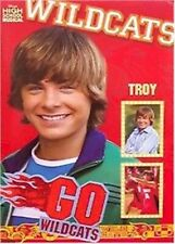 HIGH SCHOOL MUSICAL ~ TROY COLLAGE 24x36 POSTER Zac Efron