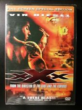 """Xxx"" Special Edition on Dvd (New!) (Vin Diesel) With Special Features!"