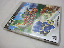 NOT SAL 7-14 Days to USA Airmail. USED PS3 3D Dot Game Heroes Japanese Version