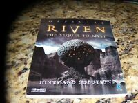 Official Riven The Sequel to Myst Hints & Solution PC Guide
