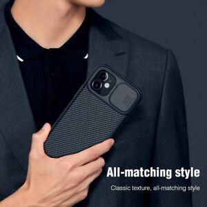 "Original NILLKIN Shock Proof Camera Protection Phone Case For Phone 12 Mini 5.4"""