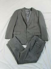 Vtg 2 Pc Jack Frost Wool Suit Jacket Pants Big Size Hollywood Patterned 50s 60s