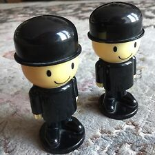"Pair of Collectable Original Spillers Homepride Flour ""Fred"" Salt & Pepper Pots"