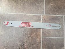 "18"" Oregon chainsaw guide bar 180DGEA041  fits Poulan 2375 4018 wildthing saw +"