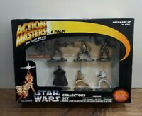 Kenner 1994 Star Wars Action Masters Die Cast Figure Box Set New In Box Sealed