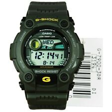 *NEW* CASIO MENS G SHOCK BLACK GOLD DIGITAL XL WATCH G-7900- 3DR 3ER RRP£149