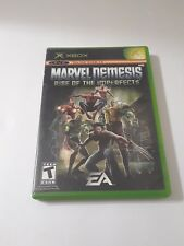 Marvel Nemesis Rise Of The Imperfects Xbox Video Game EA Sports Multiplayer