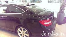 painted Mercedes-Benz C250 C350 C63 AMG Trunk Roof Spoiler Combo C204 C 204 350