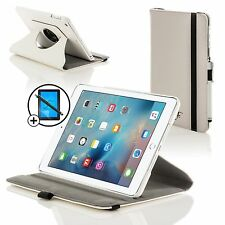 Forefront Custodie Pelle Custodia Cover Colore Bianco Apple iPad Air 2