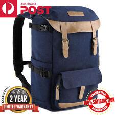 K&F Concept DSLR SLR Camera Tripod Backpack Bag Case Waterproof for Canon Nikon