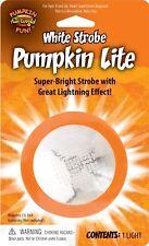 Strobe LIGHT effect pumpkin decoration halloween decor blinking prop