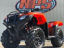 2016 Honda FourTrax Rancher 420 4x4 Es Upgraded Wheels