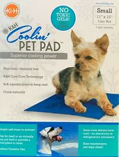 NEW K&H Coolin' Pet Pad Small. Cool Bed for Cats or Dogs. 38cm x 28cm