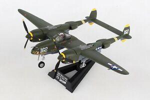 HE580229 HERPA WINGS USAF LOCKHEED P38 23 SKIDOO 1:72 DIE-CAST MODEL AIRPLANE