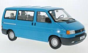 KK-SCALE VW Bus T4 Caravelle 1992  blue 1:18 180263
