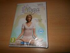 YOGA PARA NINTENDO WII/ Wii U. fitness. NUEVO & sellado. PAL