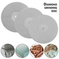 3x disques de meulage diamantés 240/600/3000 grains carbure coupe métal T2