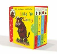 My First Gruffalo Little Library by Julia Donaldson 9780230756052 | Brand New