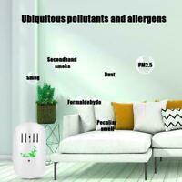 Portable USB Air Purifier Ozone Generator Sterilizer Remov Disinfection Top