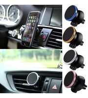 360° Magnetic Car Air Vent Mount Holder Stand for iPhone XR XS XS Max X 8 7 5S 4