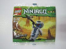 LEGO Ninjago - Rattla w/Weapon Polybag Sealed - 30088 - Rare
