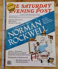 Norman Rockwell Saturday Evening Post Special Issue January February 1978