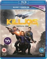 Nuevo Killjoys Temporada 1 Blu-Ray