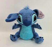 "Disney Store Authentic Lilo & Stitch Plush Doll Medium 15"" Stitch Stuffed Toy"
