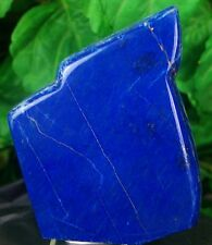 Lapis lazuli Slab Crystal Lapidary rock/Slab Polished natural mineral specimen