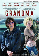 Grandma (DVD, 2016) Lesbian Interest