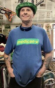 New: Hemp Clothing | Classic Fit Hemp T Shirt - Medican