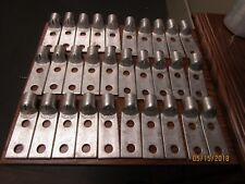 Ampower/United Controls International 2-Hole 350MCM Short Barrel Compression Lug