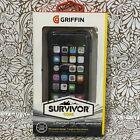 📀 Griffin Technology Survivor iPod touch 5th/6th generation Case - Black