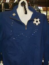Womens Soccer  Sport-Tek Royal Blue Adult Small