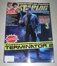 Starlog Magazine #169 - Aug 1991 - Terminator 2 - Robocop 3 - Doctor Who