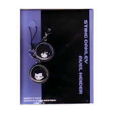 Gundam Seed Destiny Phone Strap Set Sting, Auel NEW