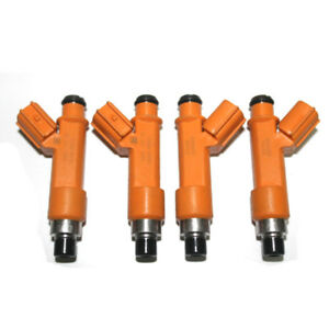 Set 4 OEM Genuine Fuel Injector Fits 2006-2011 Lexus HS250h Toyota CAMRY 2.4L l4